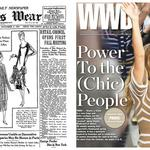 Women's Wear Daily stops presses on its daily print edition