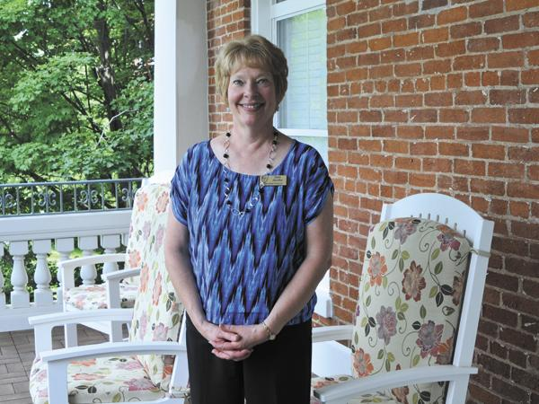 Changing Expectations: Dani Jacoby is executive director at 10 Wilmington Place.