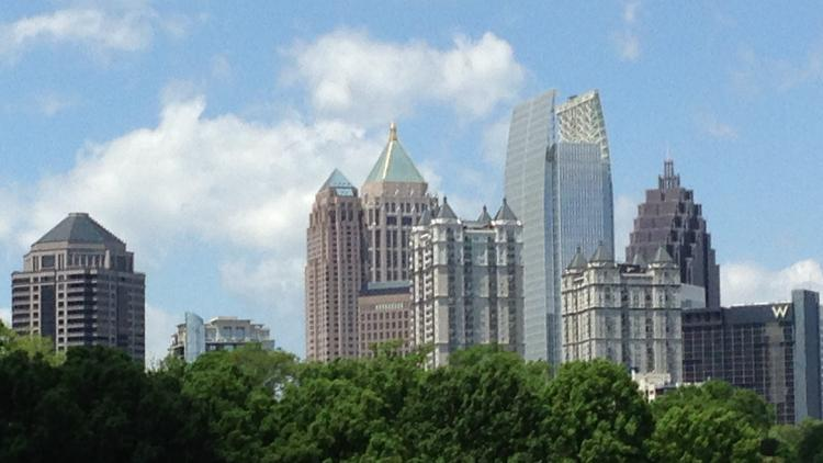 High-rise hotel, apartment towers proposed in Midtown - Atlanta ...