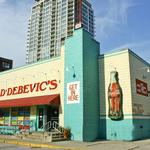 Ed Debevic's, an iconic <strong>Rich</strong> <strong>Melman</strong> creation, heads for where the tourists are