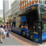 Megabus allows Cincinnati travelers to pick their own seats