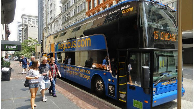 Megabus Cancels Route From Pittsburgh To Cleveland Detroit