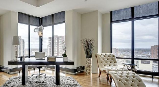 Dream homes 20th floor views from the hotel ivy tower for for Floor to ceiling windows for sale
