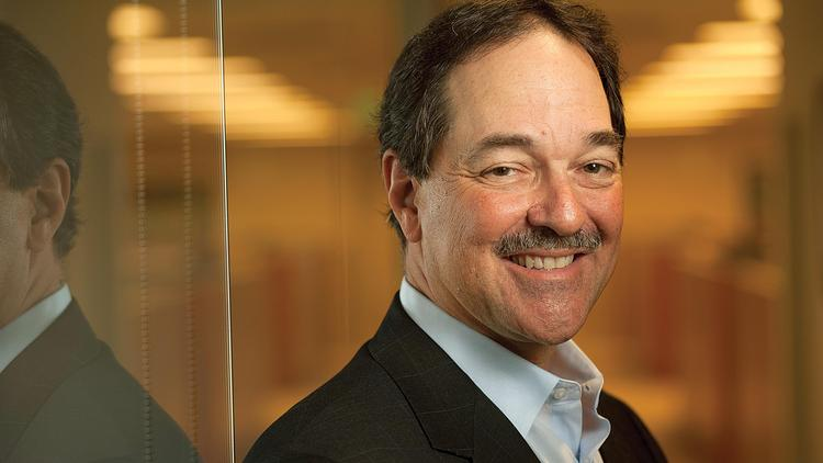 Frank Quattrone's investment bank has led merger deals worth more than $50 billion.