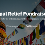 An online outpouring for Nepal, and eight other links