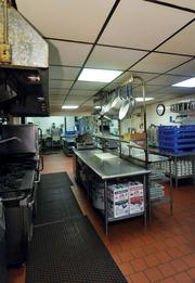 A look inside the kitchen at Empire Christian Center's new home