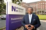 With purple turkeys and skyscrapers, Novant Health has gone all in on rebranding