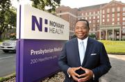 This week's featured Newsmaker is Jesse Cureton, executive vice president and chief consumer officer for Novant Health. Cureton is playing a lead role in the health-care system's rebranding, and he talked this week with staff writer Jennifer Thomas on what that entails.