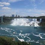 Niagara Falls tourism on pace for record summer