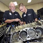Motorheads unite: Mooresville race school buys engine tech school