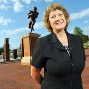 This week's Special Report section is a collection of profiles on the 2013 Women in Business Achievement Award winners, selected for their achievements in business and their communities. Pictured here is Judy Rose, UNCC athletic director, who received the Lifetime Achievement Award. Click here to access a list of all of this year's winners and their stories.