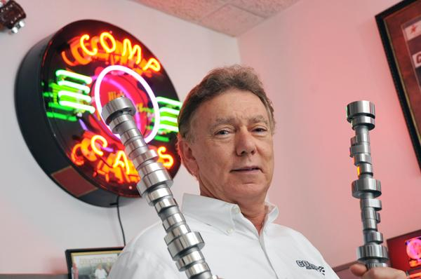 Ron Coleman's company, Competition Cams, makes custom camshafts for racing teams and other end users. Evolving engine technologies make the future bright.