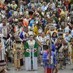 Gathering of Nations could return home