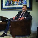 Outside the Box: <strong>David</strong> Javaheri of Morgan Stanley Wealth Management