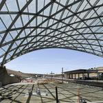 Sneak peek at DIA's hotel and train station project (Slideshow)