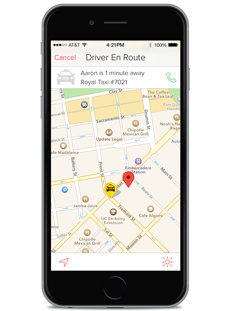Portland's largest taxi company adds an app to combat Uber
