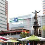 Fountain Square reopens after suspicious bag declared no threat