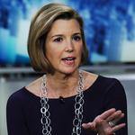 Sallie Krawcheck's secret weapon: loose connections