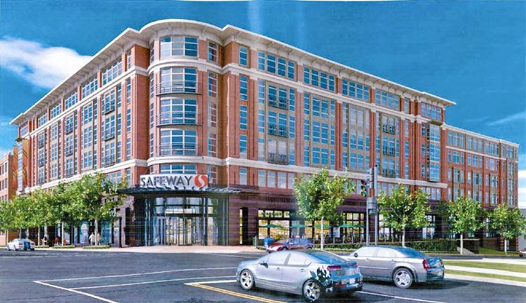 The Petworth neighborhood will get a new Safeway in 2014.