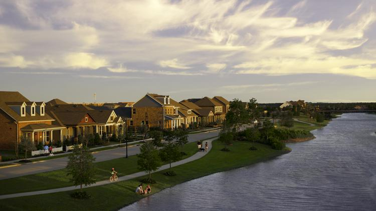 Bridgeland is slated to receive a multifamily project, as well as office and retail space.