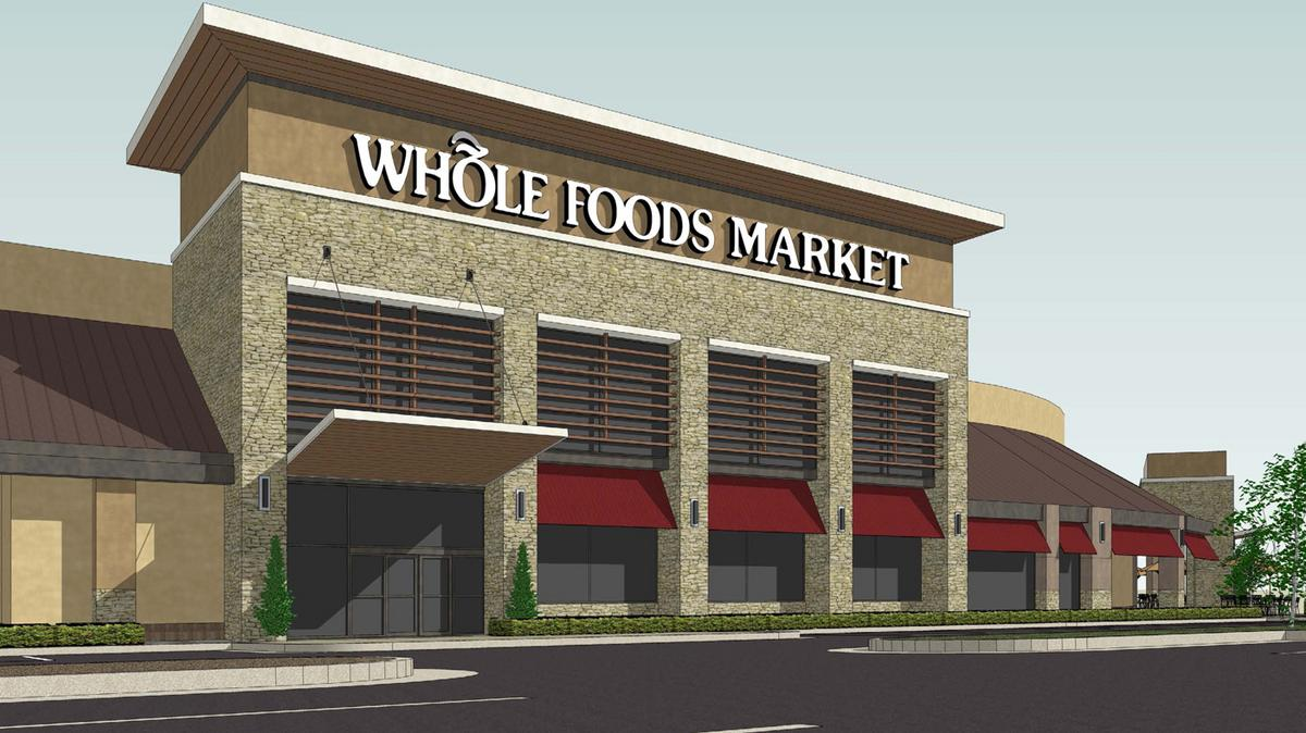 Whole Foods Cary Alston Town Center