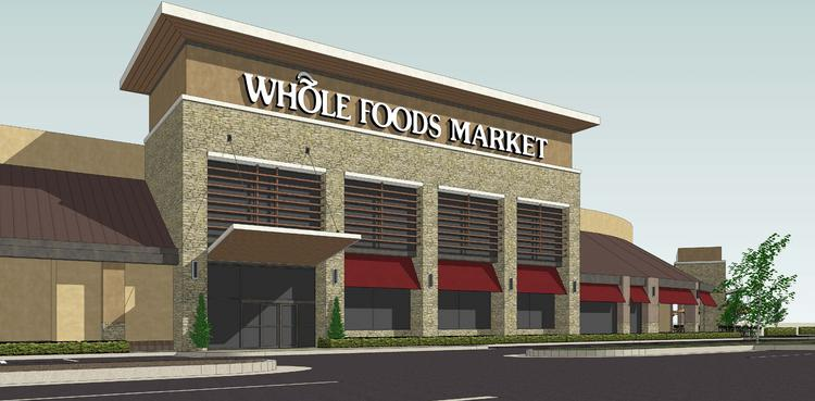 Whole Foods Market has signed a lease for its first Dayton-area store, which will be 45,000-square-foot store and be built at the intersection of McEwen Road and Miamisburg-Centerville Road in Washington Township.