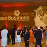 Exceptional events: The 2015 Women Who Mean Business awards luncheon
