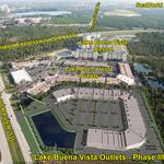 5 things to know about ... Lake Buena Vista Factory Stores' planned $22M addition