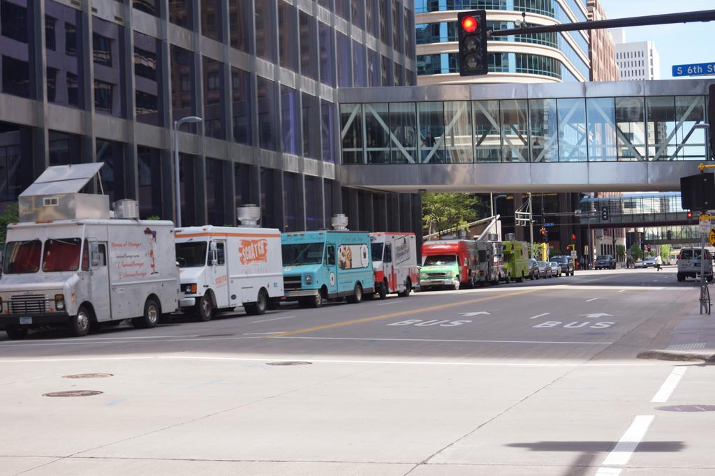 Rules Need Updating Before Twin Cities Food Trucks Can Sell In