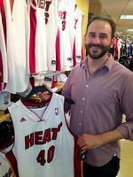 Heat in the Finals: NBA confiscates 900 knockoffs in Miami - slideshow