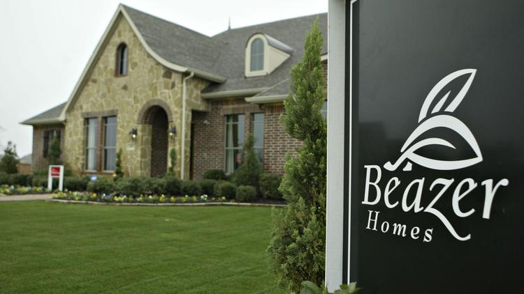 A Former Executive With Beazer Homes Has Been Sentenced To 10 Years In  Prison For An