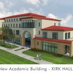 Saint Leo to name new hall in honor of retiring president