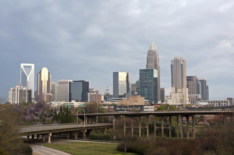 Charlotte climbed three spots in On Number's economic index ranking for June.
