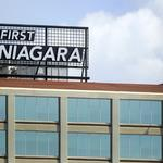 First Niagara CEO cashes in on new title