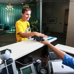 Company that scans your palm at BayCare hospitals has a new owner