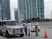 Fans have the option to valet their cars at the American Airlines Arena.