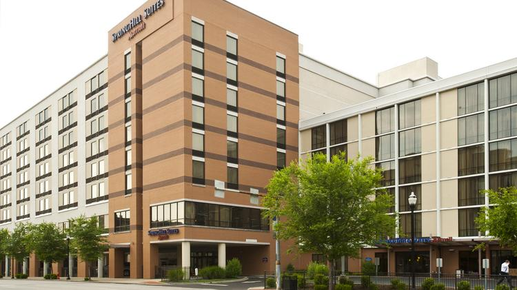 An 118-room Springhill Suites by Marriott is expected to open near The Mall at Fairfield Commons.