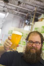 Eric Bean purchased Columbus Brewing Co. three years ago. He's also the head brewmaster.