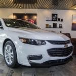 Additional Malibu-related job growth will rely on new model's sales success