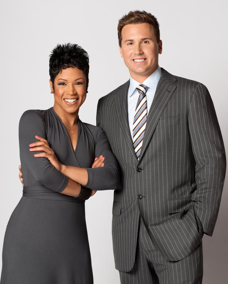"""Windy City Live,"" the talk show hosted by Val Warner (left) and Ryan Chiaverini, will have some ground to make up in the ratings when it moves on Monday to 11 am from its current 9 am time slot."