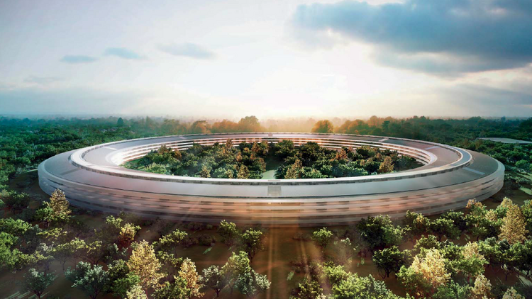 DPR and Skanska will soon be leaving the Apple Campus 2 project in Cupertino.