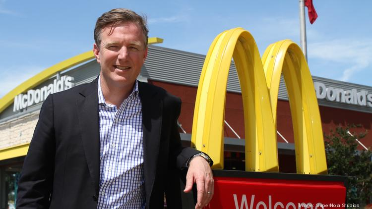 Bay Area S Largest McDonald S Franchisee Reacts To CEO S