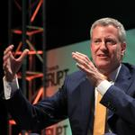 Report: Money trail shows <strong>de</strong> <strong>Blasio</strong> rewarded those who sent checks