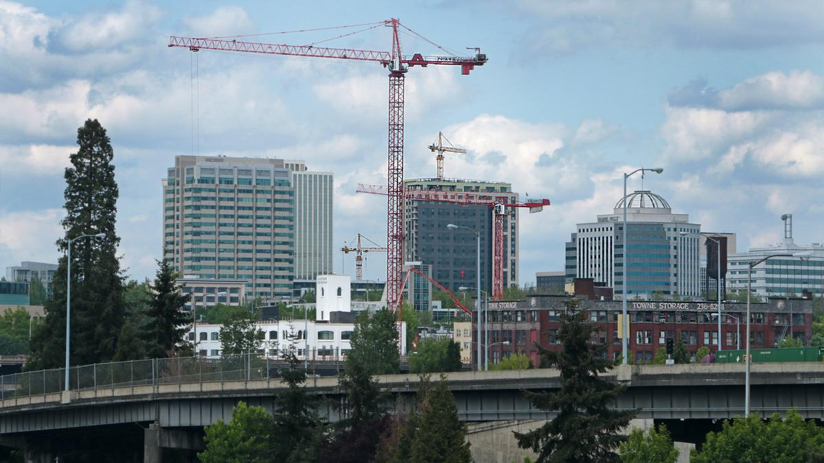The Cranes Of Portland Are Redefining The Rose City S
