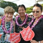 The Salvation Army in Hawaii raises more than $200k from annual gala: Slideshow
