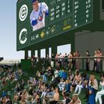 Chicago Cubs (almost) ready to reopen the beloved outfield bleachers