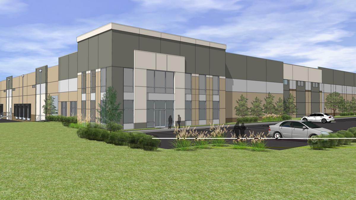Northpoint will develop kc 39 s largest ever spec industrial for Building a spec house