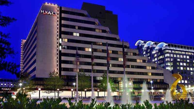 The Meridian Group Acquires Hyatt Regency Bethesda From Special Servicer Ln Partners Llc Washington Business Journal