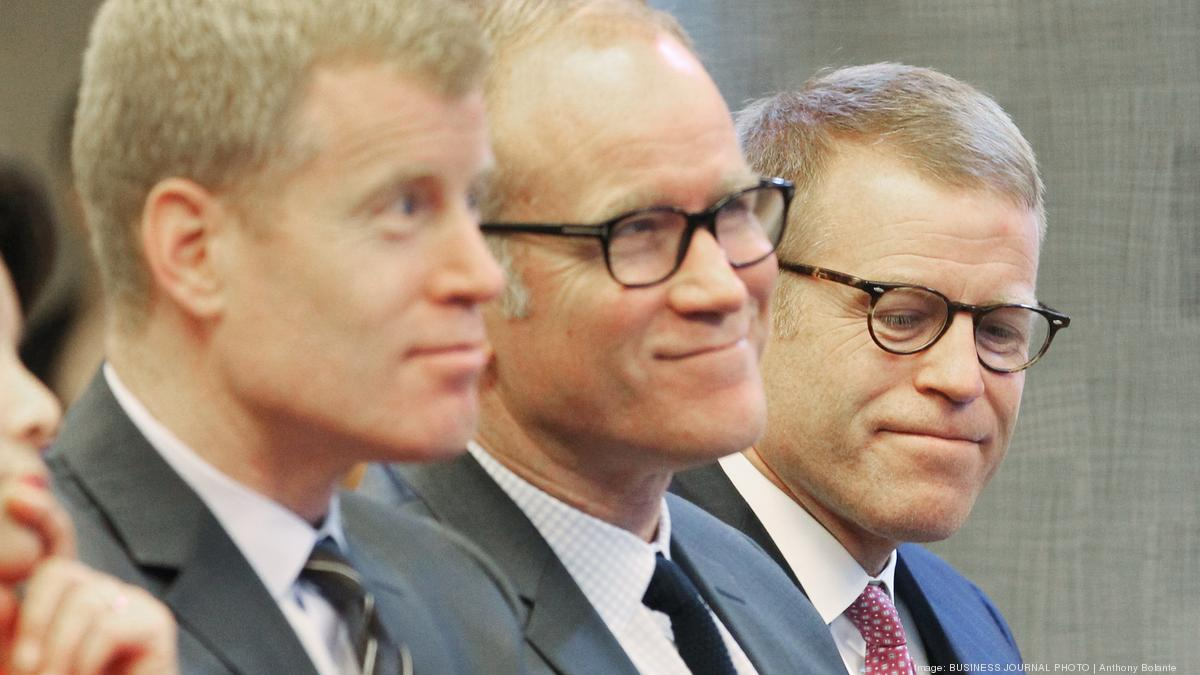 Second Use Seattle >> A Nordstrom trifecta: Brothers follow family tradition, lead as co-presidents - Puget Sound ...