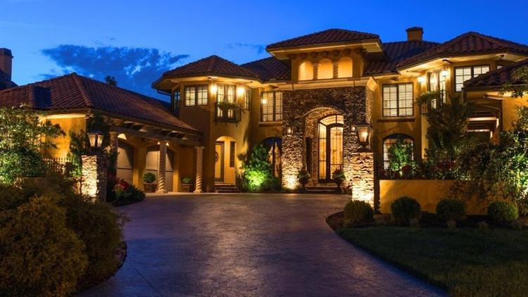 How Much House Can 2 395 Million Buy In Leawood Kansas